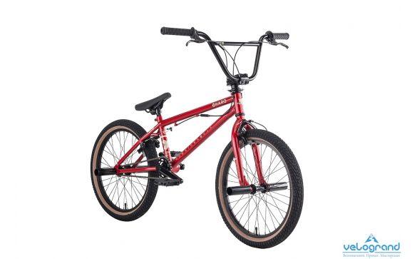 Экстремальный велосипед Haro Downtown DLX (2015)
