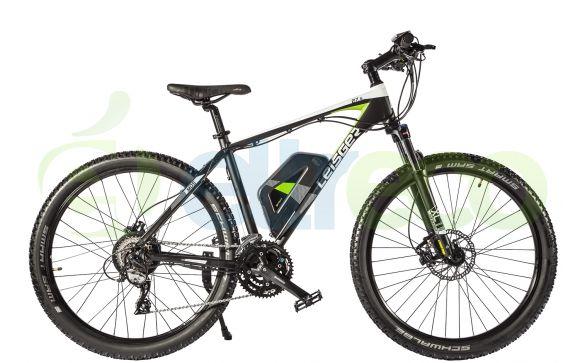 Электровелосипед LEISGER MD5 ADVENTURE 27,5 BLACK