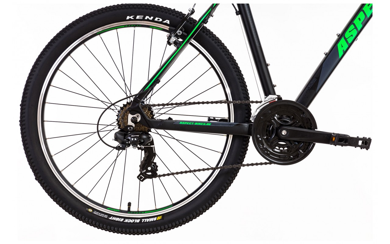 Горный велосипед Aspect Ideal 26 VBR (2017)
