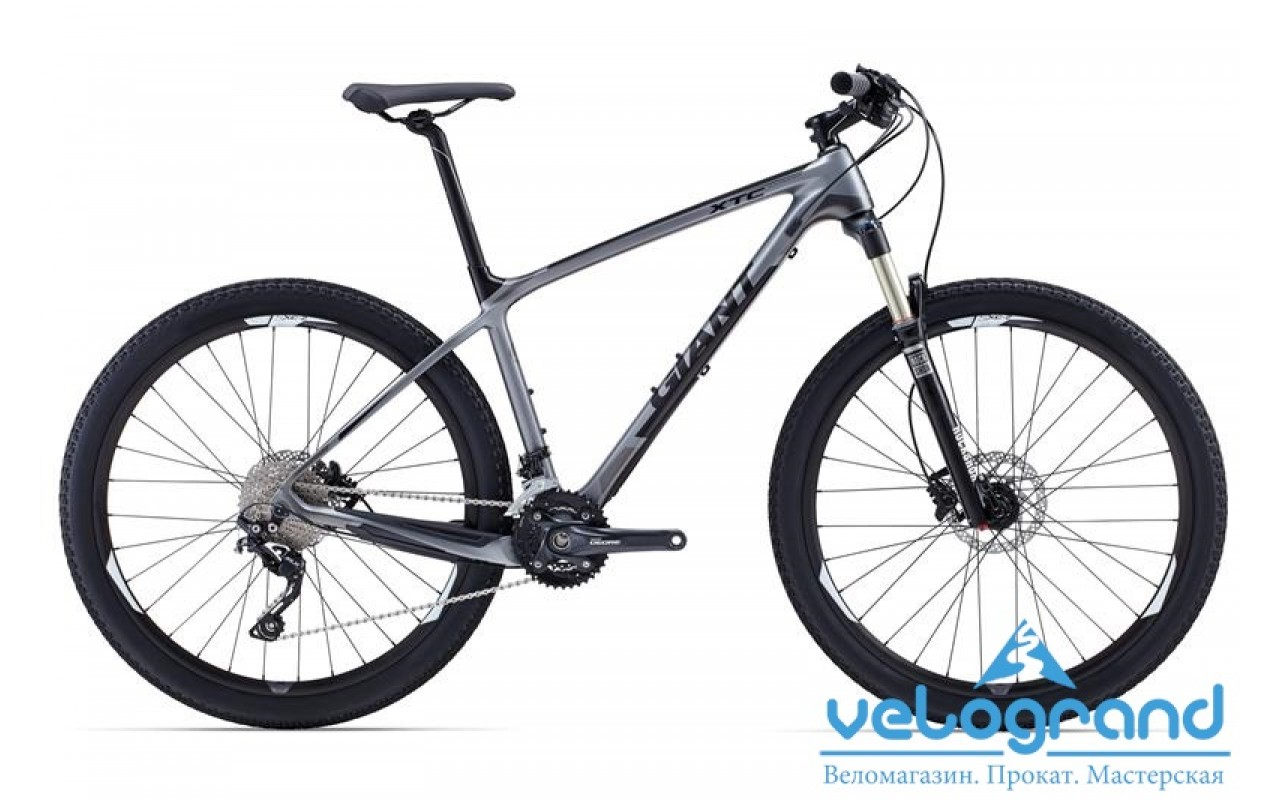 Горный велосипед Giant XtC Advanced 27.5 3 (2015)