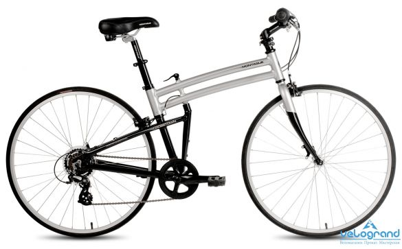 Складной велосипед Montague Crosstown (2013)