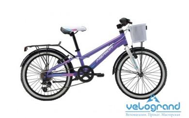 Детский велосипед Merida CHICA J20 6SPD (2016)