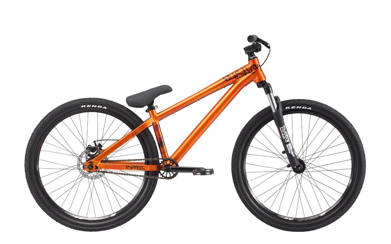 Экстремальный велосипед Stark Pusher 1 (2017)
