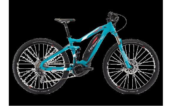 Электровелосипед Haibike Sduro FullNine 5.0 400Wh 10-Sp Deore (2017)