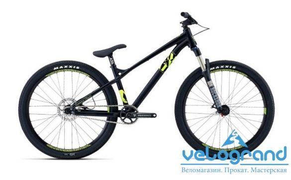 Экстремальный велосипед Commencal Absolut (2015)