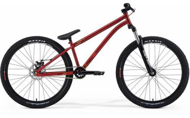 Экстремальный велосипед Merida Hardy Pro Steel 3 (2014)