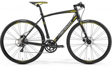 Городской велосипед Merida Speeder 200 (2017)
