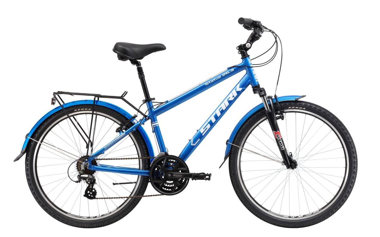 Комфортный велосипед Stark Status 26.3 V (2017)