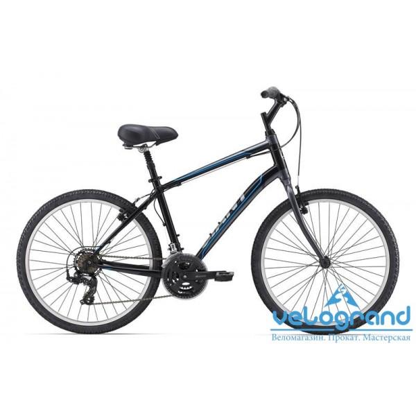 Комфортный велосипед Giant Sedona (2015), Цвет Черный, Размер 20
