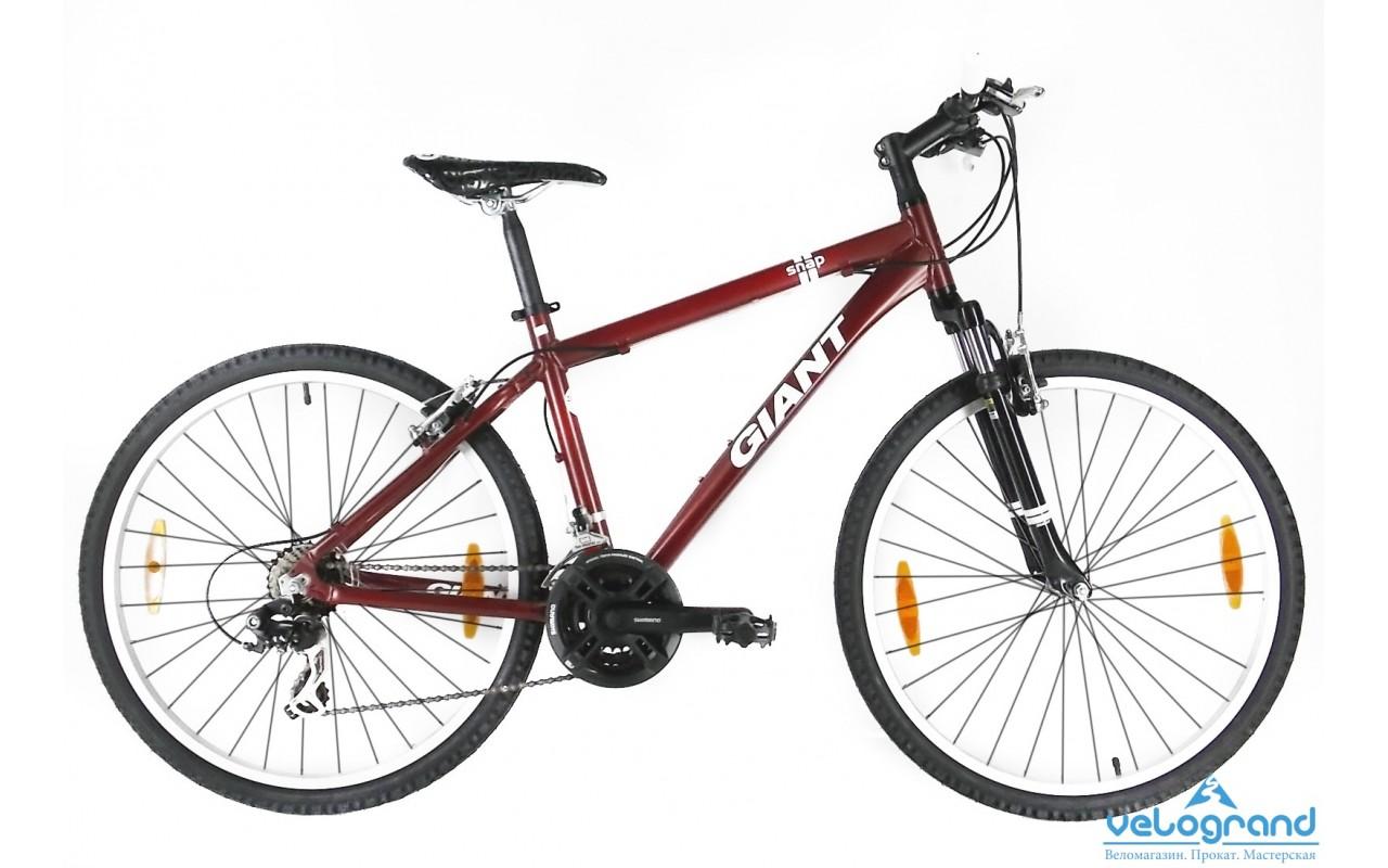 Горный велосипед Giant SNAP 21S (2013)