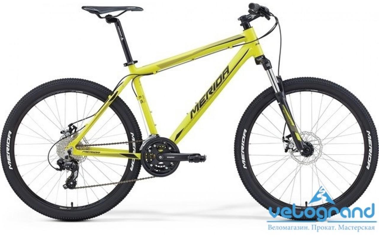 Горный велосипед Merida MATTS 6. 15-MD (2016)