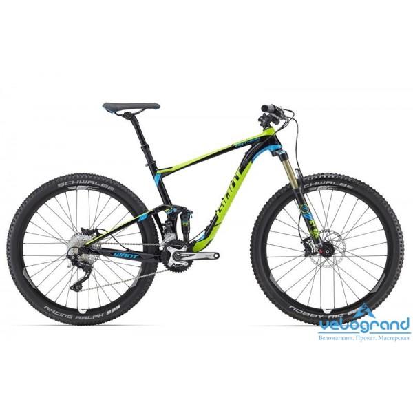 Велосипед двухподвес Giant Anthem SX 27.5 2 (2016) от Velogrand