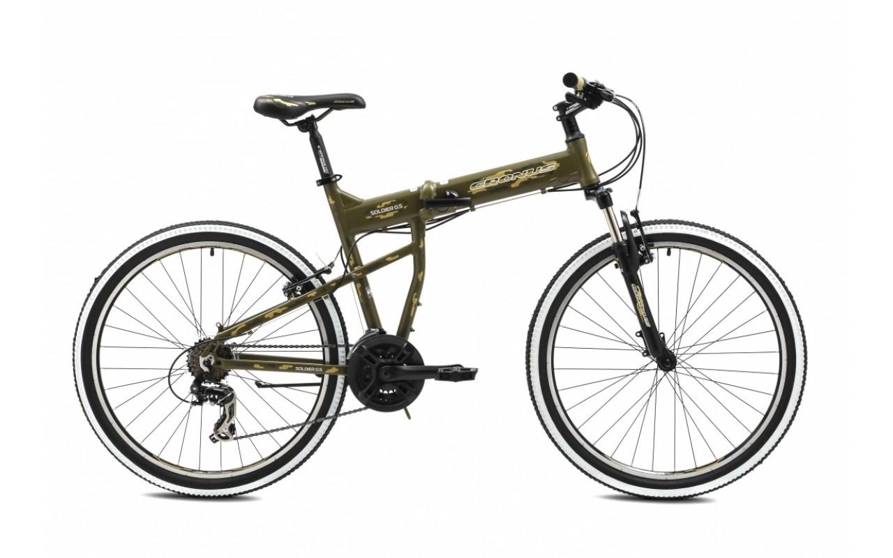 Складной велосипед Cronus SOLDIER 0.5 26 (2016)