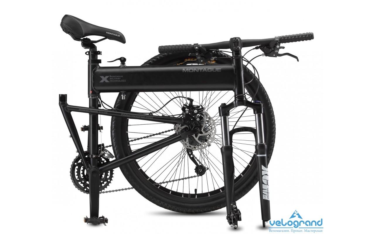 Складной велосипед Montague Paratrooper Pro (2015)