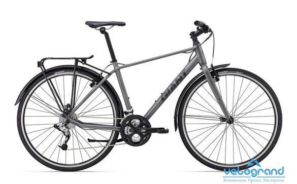 Городской велосипед Giant Escape 2 City-WEST (2016)