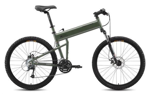 Складной велосипед Montague PARATROOPER (2014)
