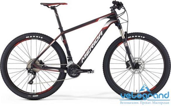 Горный велосипед Merida BIG.SEVEN 1000 (2016)