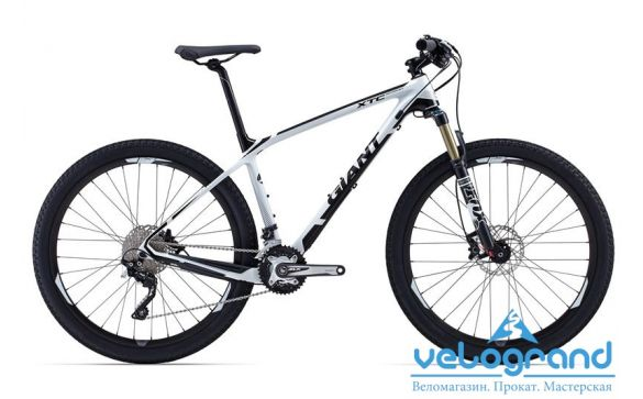 Горный велосипед Giant XtC Advanced 27.5 2 (2015)