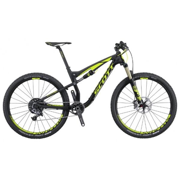Scott Spark 700 RC (2016), Цвет Черно-Желтый, Размер 20