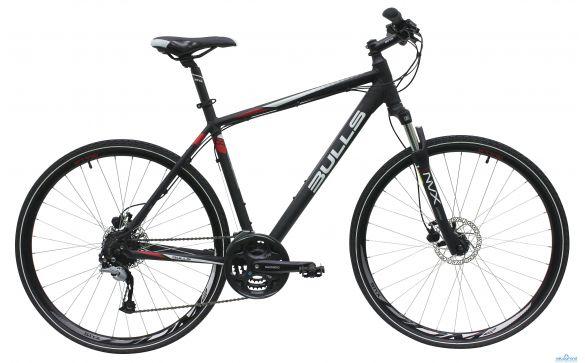 Городской велосипед Bulls Cross Bike 1 (2016)