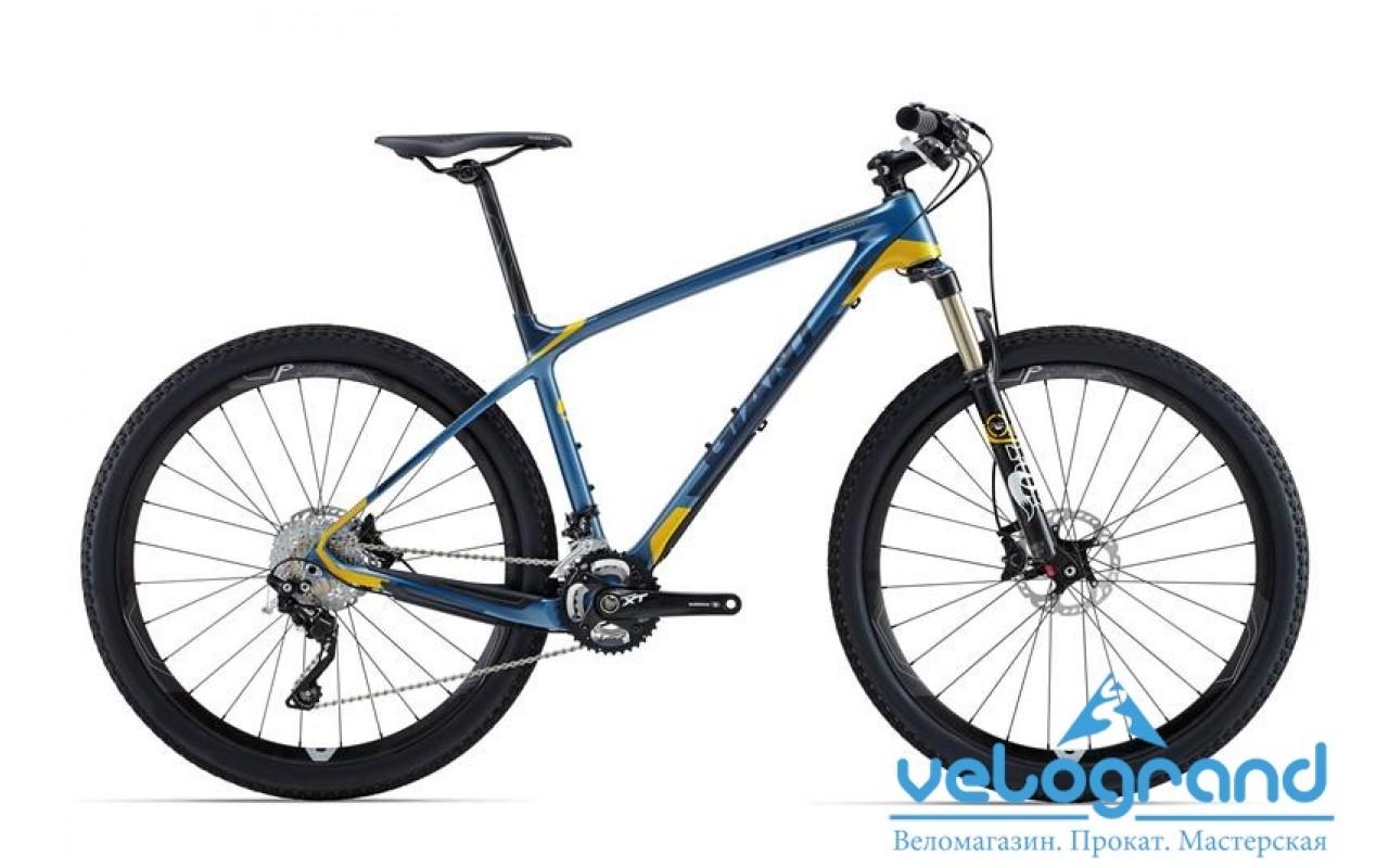 Горный велосипед Giant XtC Advanced 27.5 1 (2015)