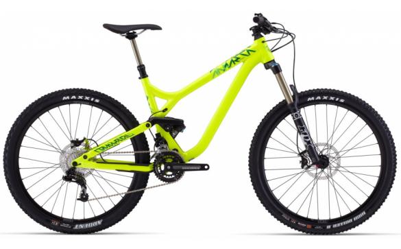 Велосипед двухподвес Commencal Meta AM 1 (2014)