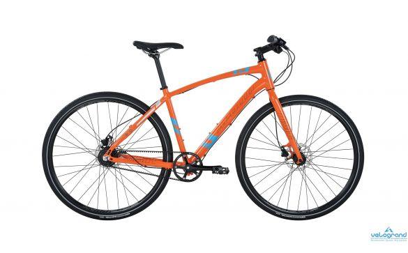 Городской велосипед APOLLO TRACE 45 HI VIZ (2016)
