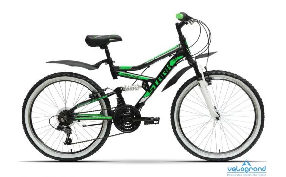 Подростковый велосипед Stark Striky FS (2016)