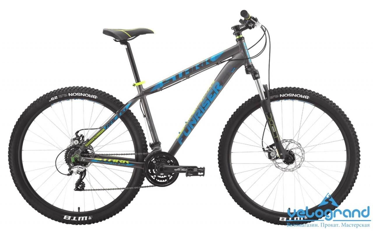 Горный велосипед Stark Funriser Disc (2015)