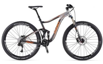 Велосипед двухподвес Giant Trance X 29er 1 (2014)