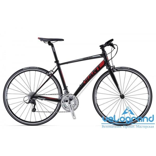 Городской велосипед Giant Rapid 3 triple (2015), Цвет Серый, Размер 20