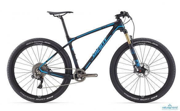 Горный велосипед Giant XtC Advanced SL 27.5 0 (2016)