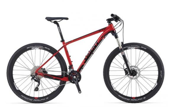 Горный велосипед Giant XtC 27.5 2 (2014)