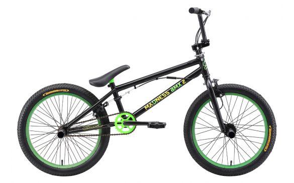 Экстремальный велосипед Stark Madness BMX 2 (2017)