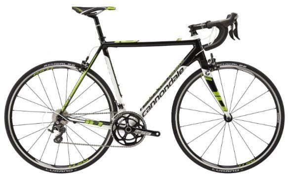 Шоссейный велосипед Cannondale CAAD10 105 5 (2015)