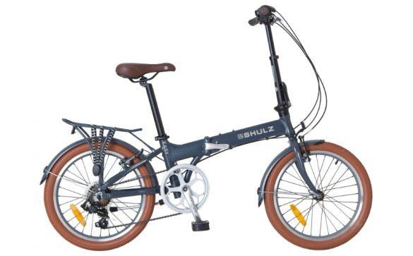Складной велосипед Shulz Easy (2016)