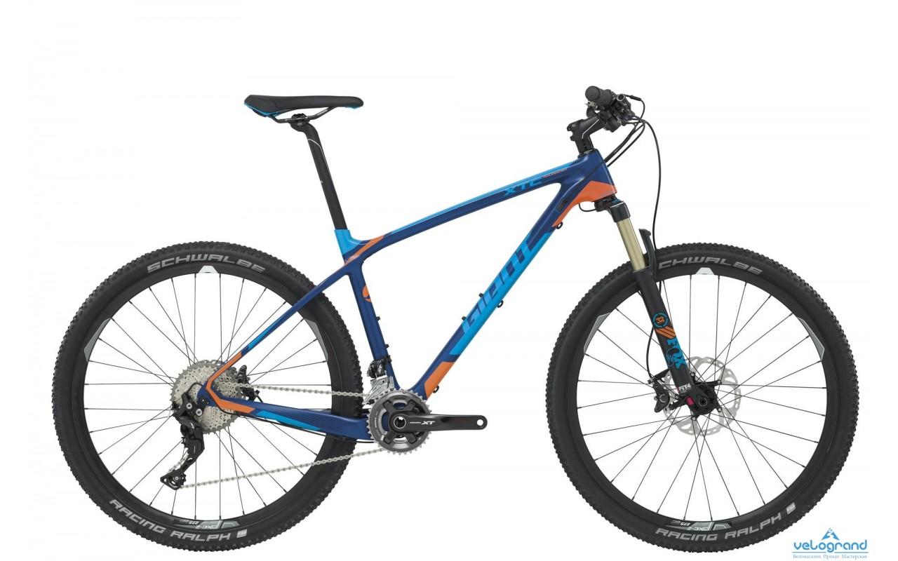 Горный велосипед Giant XTC Advanced 27.5 1.5 LTD (2016)