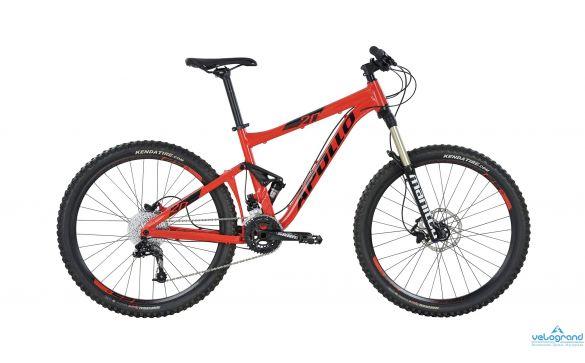 Велосипед двухподвес Apollo COPPERHEAD 20 (2016)