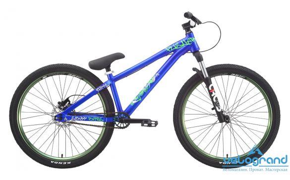 Экстремальный велосипед Stark Pusher-3 (2015)