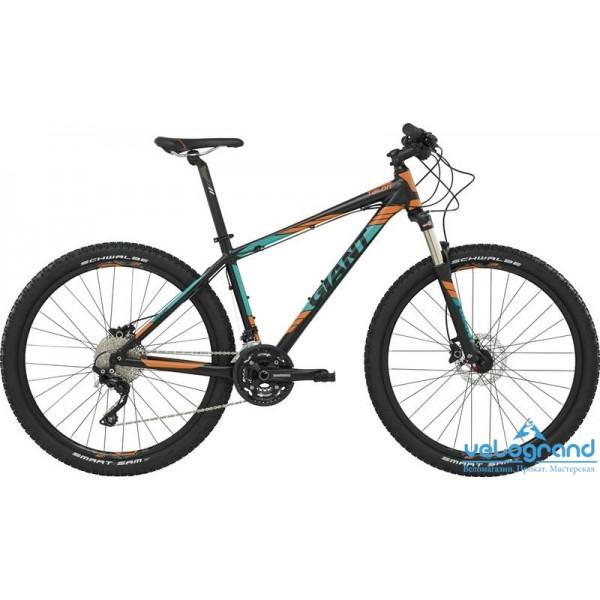 Горный велосипед Giant Talon 27.5 2 LTD (2016) от Velogrand