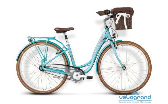 Женский велосипед Kross Vivo (2016)