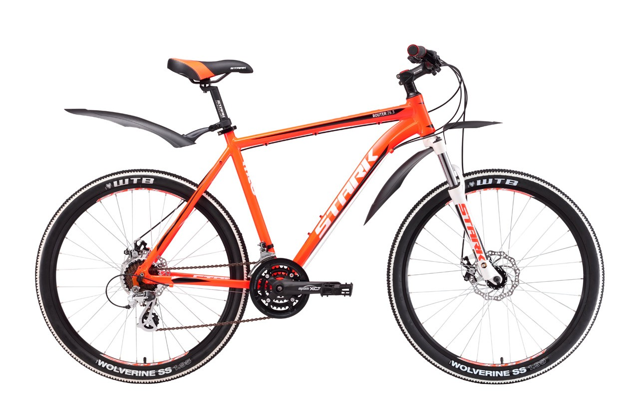 Горный велосипед Stark Router 26.3 D (2017)