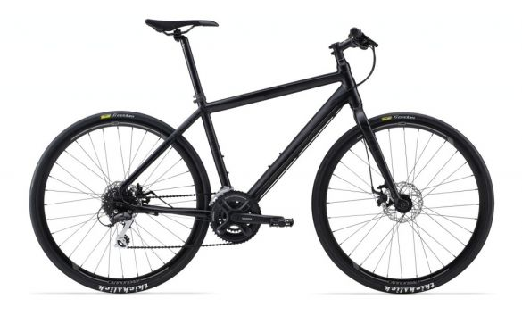 Городской велосипед Cannondale Bad Boy 9 (2014)
