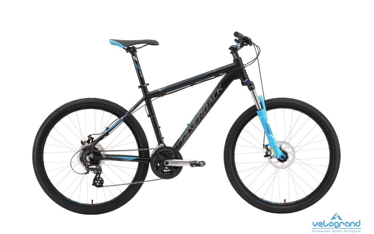 Горный велосипед Silverback Stride 20 (2016)