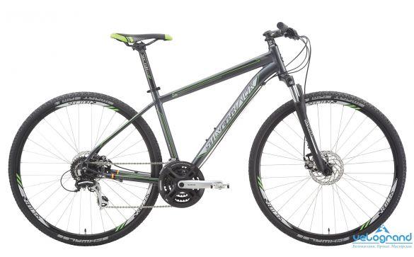 Городской велосипед Silverback Shuffle 20 (2015)