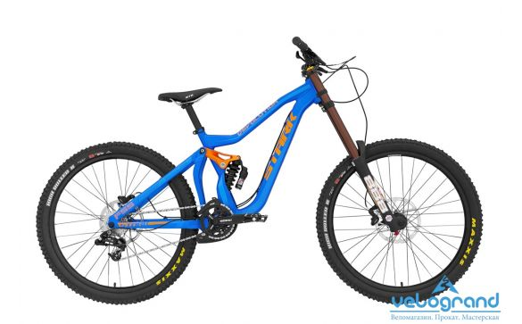 Велосипед двухподвес Stark Devolution 650B (2015)
