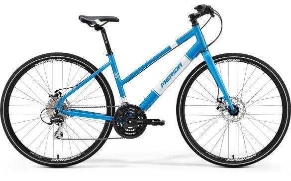 Городской велосипед Merida Crossway urban 20-MD-lady (2017)