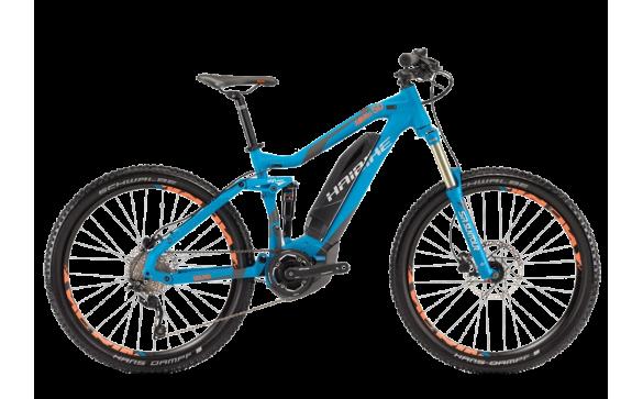Электровелосипед Haibike Sduro AllMtn 5.0 400Wh 10-Sp SLX (2017)