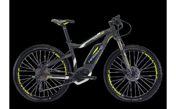 Электровелосипед Haibike Xduro HardSeven 4.0 (2017)
