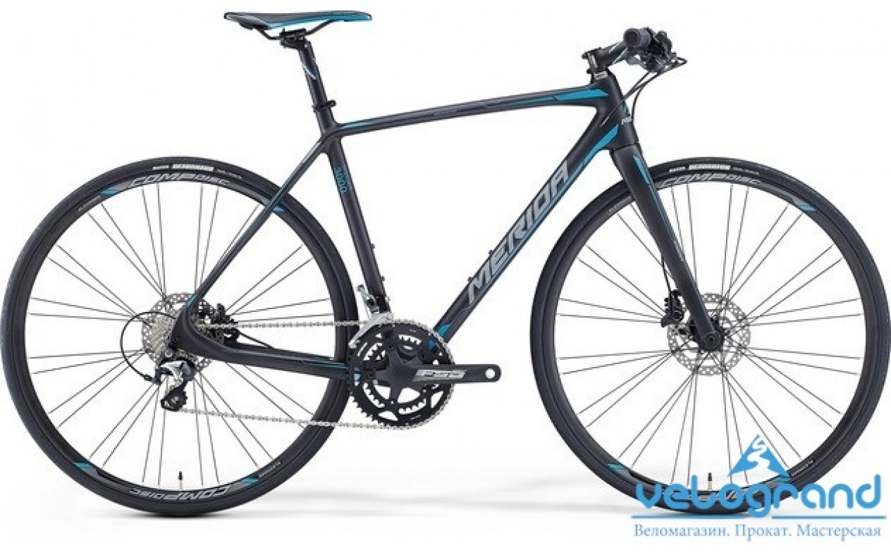 Шоссейный велосипед Merida SPEEDER 3000 (2016)